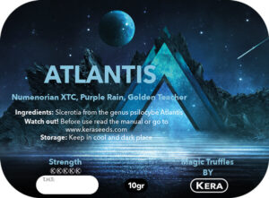 Magic Truffles By Kera – Atlantis – 10 gram