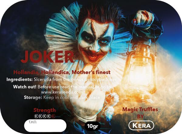 Magic Truffles By Kera – Truffel Joker - 10 gram