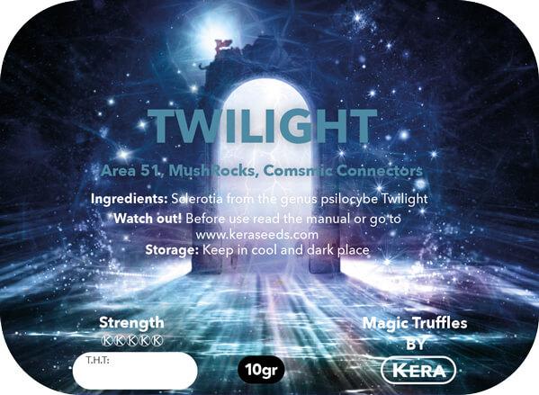 Magic Truffles By Kera – Truffel Twilight – 10 gram