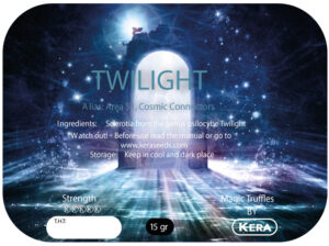 Magic Truffles By Kera – Truffel Twilight – 15 gram