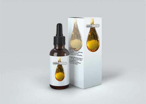 Keraseeds CBD olie 2
